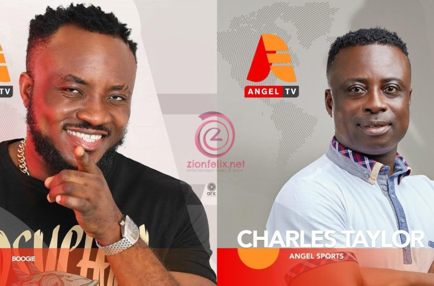 Angel TV Bounces Back! Outdoors DKB, Charles Taylor And Other Top Personalities As New Additions (Photos)