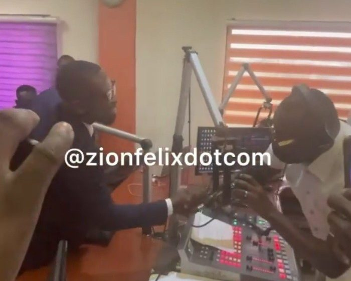 Bola Ray Unveils Foster Aggor As The New Host Of Starr FM's Drive Time Show (+Video)