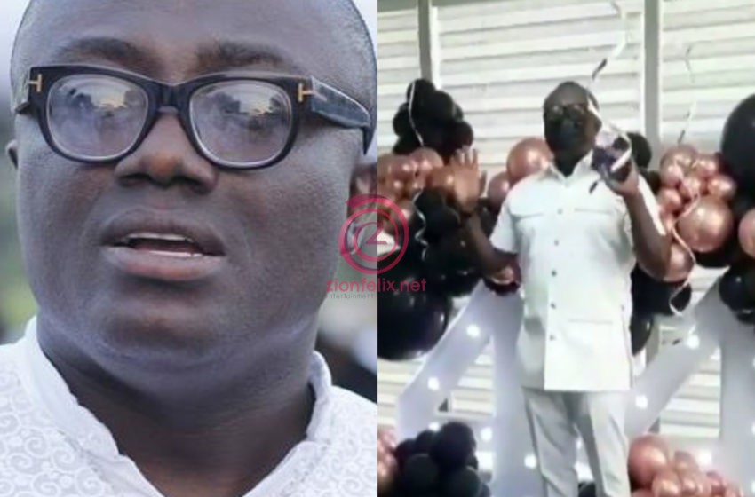 Bola Ray Surprised At His Office As He Marks His Birthday Today (Watch Video)