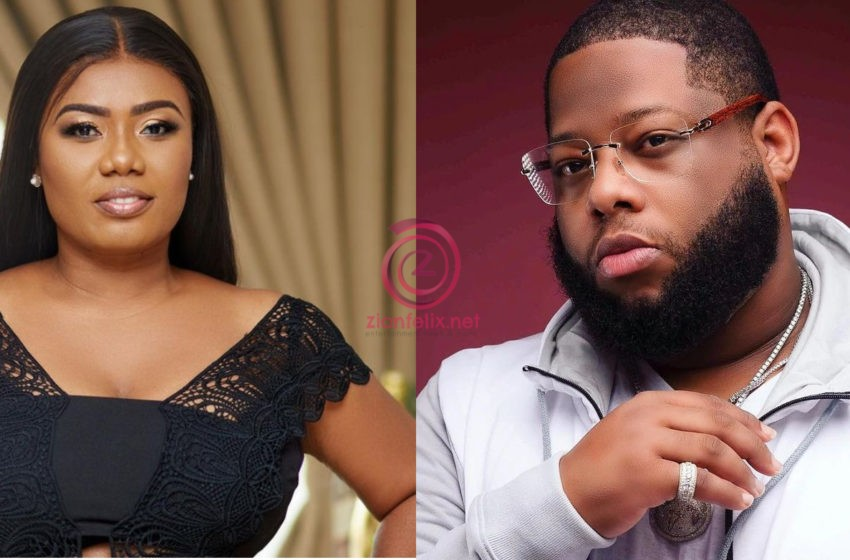 Bridget Otoo Clashes With D-Black On Social Media