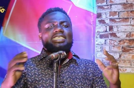 """Nyame Mp3 Trumu Trumu"" – Brother Fire Drops Worship Song Against Gay And Lesbian Relationships (Video)"