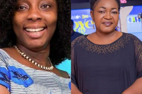 Stop Shouting At Women; Most Men Do Not Like To Be Pampered – Christiana Awuni Tells Charlotte Oduro