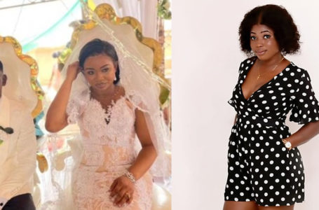 """""""I Will Release The Secret Audios On Monday If He Fails To Come As Promised"""" – Richard's Ex, Comfort Bliss Makes Wild Revelations After The 'Vawulence' Free Wedding (Video)"""