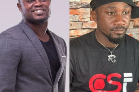 Gospel Musician Cwesi Oteng Reacts To Ben Moshe's Call For People To Learn How To Live And Forget God