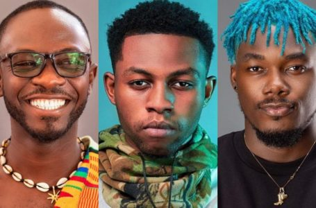 Okyeame Kwame, Kweku Flick, Camidoh, Others To Perform At Entertainment Achievement Awards