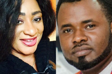 I Wish Ernest Opoku Was My Boyfriend, I've Fought Over Him Several Times – Actress Ellen Kyei White