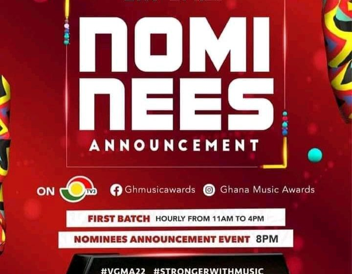 VGMA Organizers Readies For The Big Announcement Of Nominees