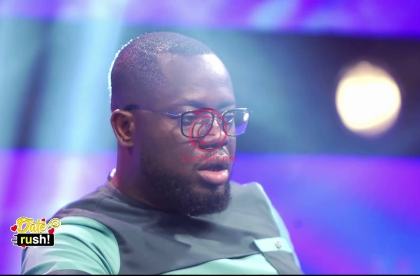 """""""E Be Sense You No Get"""" – Giovani Goes Hard On Lady Who Claims He Makes Date Rush Boring (screenshot)"""