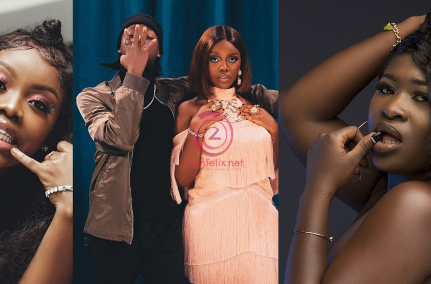 Sista Afia !nsults People Suggesting Gyakie's Remix For 'Forever' Featuring Omah Lay Is Wack
