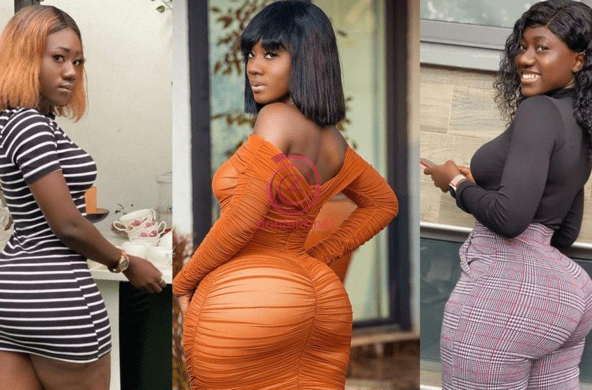 Hajia Bintu Storms Social Media With Her First-ever Bik!ni Video Showing Her Raw Body And It Is Lit (Watch Video)
