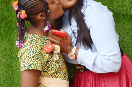 Nayas Shares Beautiful Photos With 11-Year-Old Daughter On Her Birthday