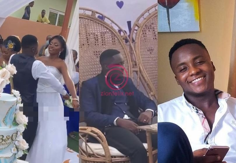 Yolo TV Series Actor, Bright James Ties The Knot With Beautiful Girlfriend, Christabel (Videos)