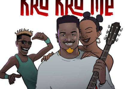 Kumi Guitar Drops New Tune & Video 'Kro Kro Me' Feat. Shatta Wale