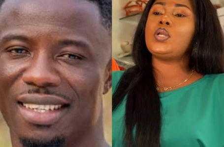 People With No Sense And Have Kerosene Pumped In Their Minds Will Think Kwaku Manu Is Chopping Me – Kumawood Actress Afia Atopa