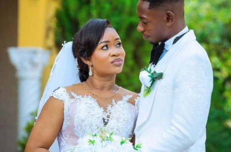 Richard Agu's Wife, Benedicta Finally Breaks Silence On All The Controversies Which Came Up Before Their Wedding