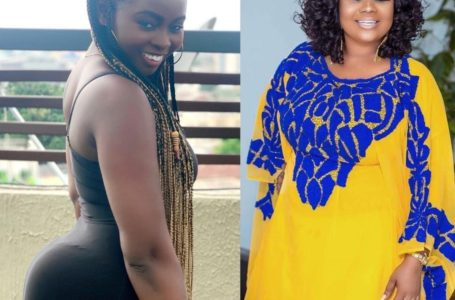 """Pious Ghanaians Express Shock As Gospel Musician Gifty Osei Sings And Dances Along To """"Ohia"""" A Secular Song By NaaNa Blu"""