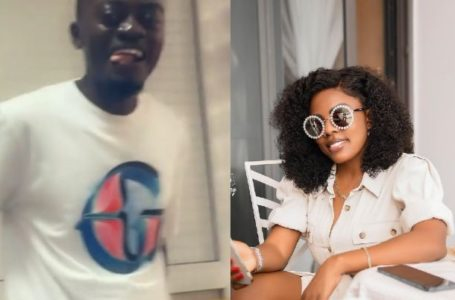 """Do You Know I Love You"" – Nana Aba Asks Lilwin As He Storms Her Office And Cracks Her Up With W!cked English (Video)"