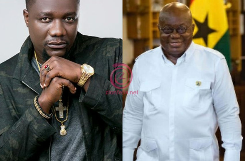 Obibini Begs Nana Addo To Let Entertainers Get Their COVID-19 Vaccines ASAP