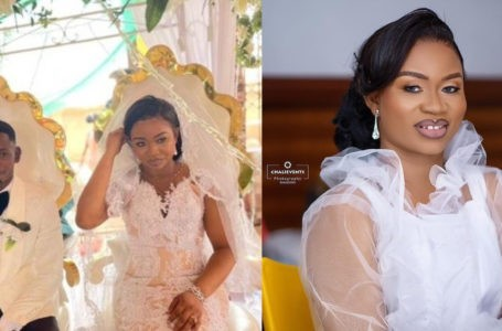 Exclusive Pre-wedding Photos Of Richard Agu's Wife, Benedicta Looking Adorable Surface Online After Their 'Vawulence' Free Wedding