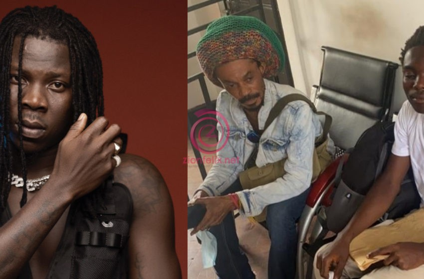 Stonebwoy Reacts To The Reports About The Sacking Of Two Students With Dreadlocks From Achimota School