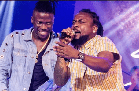 Samini Says Stonebwoy Has Disappointed Him