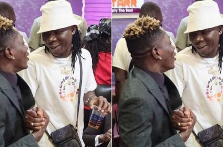 Shatta Wale and Stonebwoy Finally Meet Again After Their Recent 1Gad And 1Don Brouhaha (Exclusive Video)