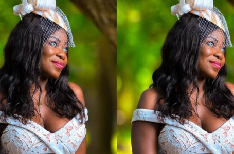 Afia Pokua 'Vim Lady' Shares Adorable 'Wedding Photo' Online; Ayisha Modi Reacts In Epic Style