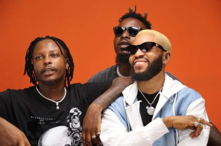 """Ghanaian Highlife and Afrobeats group, Gallaxy Drops """"Krokromi"""" Featuring Kelvyn Boy (Watch Video)"""