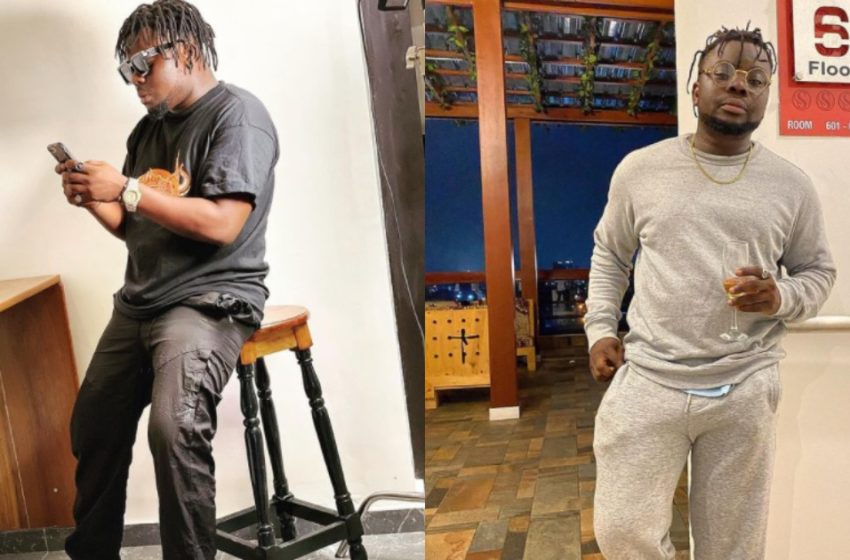 I Don't Believe In Jesus Christ; The Bible Is Just A Story Book – Rapper Agbeshie (Watch Video)