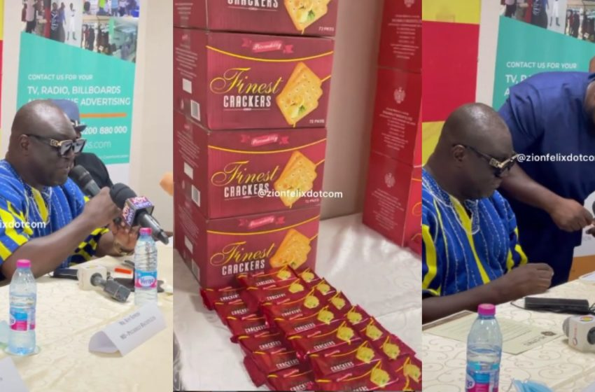 Piccadilly Biscuits GH Celebrates 65th Anniversary As They Unveil Master Richard As Brand Ambassador (See Videos)