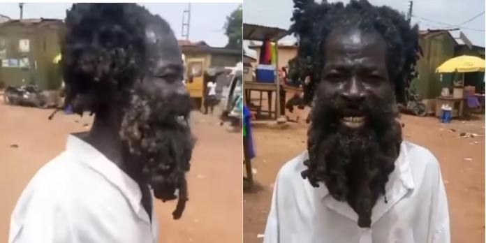 'Celebrity' Madman, Mona Mobl3 Demands For Ghc200 Before He Grants Fresh Interview (Watch Hilarious Video)