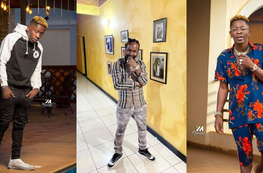 So When Will We Learn – Shatta Wale Angrily Descends On Blogger For Saying Popcaan Was Begging Him For A Collaboration (See What He Said)