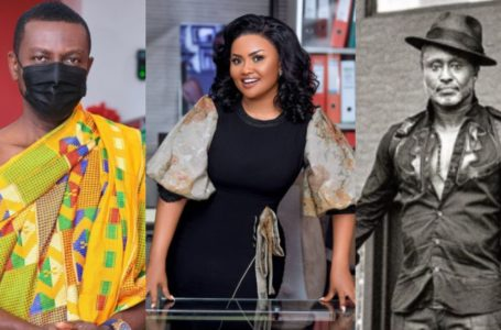 Nana Ama Mcbrown, Israel Laryea, Reggie Rockstone Named First Batch Of COVID-19 Trust Fund Ambassadors