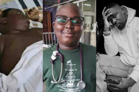 SAD: Sarkodie Mourns The Death Of Young Boy Whose Surgery He Helped Raised $30,000 For (Video)