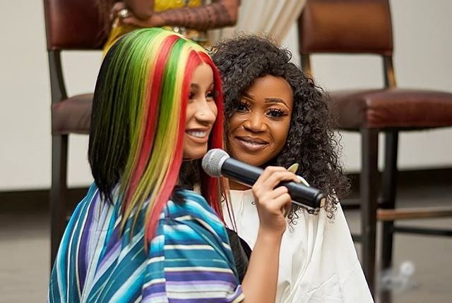 Cardi B Reacts To Akuapem Poloo's Imprisonment, Describes Punishment As Harsh