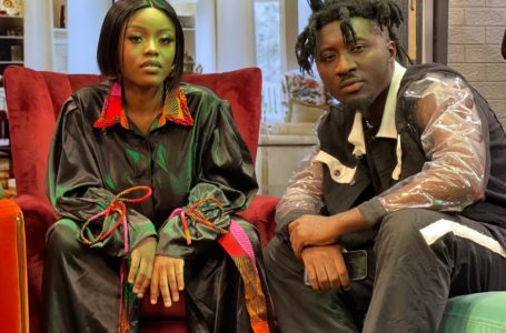 """Gyakie And Amerado Burner Remix Her """"Forever"""" Song On Stage (Video)"""