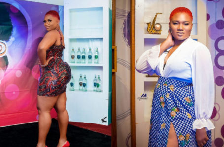 Abena Korkor Deletes Her Complete N*k3d Photo And Goes Off Social Media Following Akuapem Poloo's 90 Days Jail Sentence