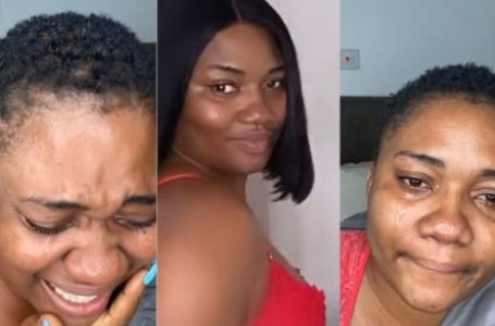 Abena Korkor Finally Deletes Her Recent Expl0sive Video  About Celebs She Has 'Chopped' And Explains What Really Got Her To Share It