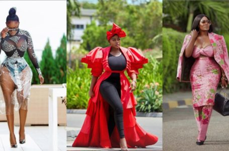 "I Feel Honoured When I'm Called A ""Slay Queen"" – Nana Akua Addo Proudly Proclaims (Watch Video)"
