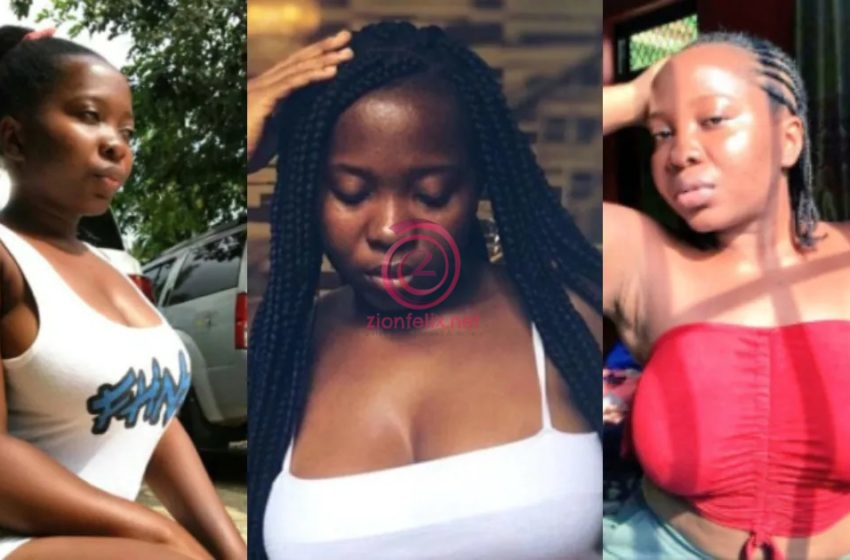 Twitter Lady, Akua Saucy Jubilates After Stories About Her Leak Died Down