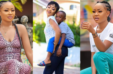 Akuapem Poloo Changes Her Plea From Not Guilty To Guilty As Court Sets April 14 For trial Over Her N*du Photo With Son Case