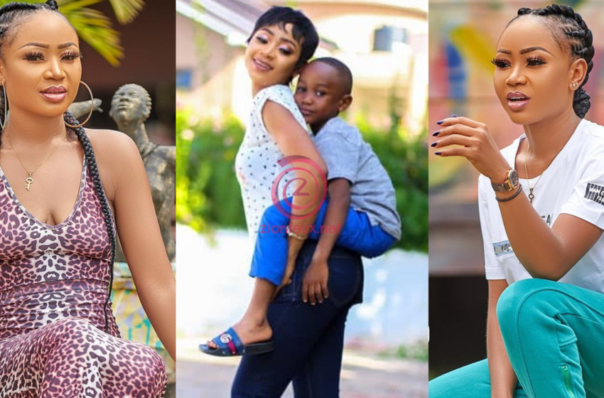 Akuapem Poloo Drops First Video After Judge Placed 90-Day Jail Term On Her Head (Watch)