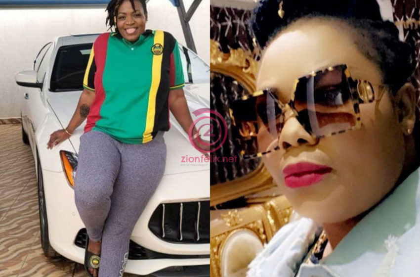 I Will Show You That you Are Nobody If You Fu*k With My People – Ayisha Modi Tells Agradaa
