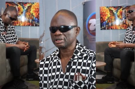 I'm A Jobless Father Of 3 Kids; I've To Beg Everyday Before We Eat – Gospel Musician Blind Messiah (Watch Video)