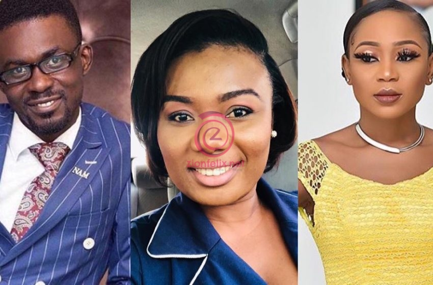 #FreeAkuapemPoloo: Bridget Otoo Fires NAM1 As She Questions Why Akuapem Poloo Is Behind Bars   While He Walks Free