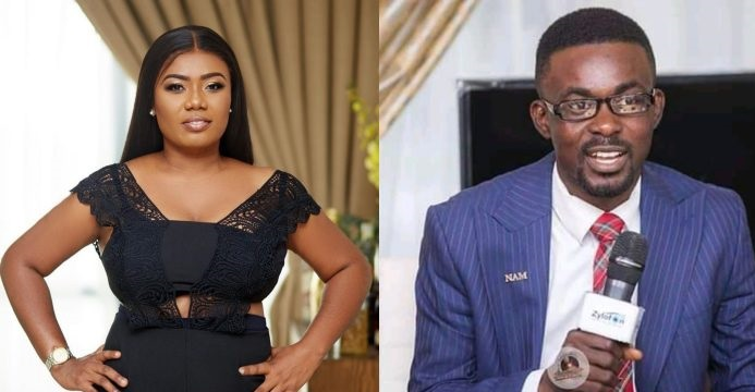 Nana Appiah Mensah Replies Bridget Otoo After She Questioned Why He Was Walking Around A Free Man