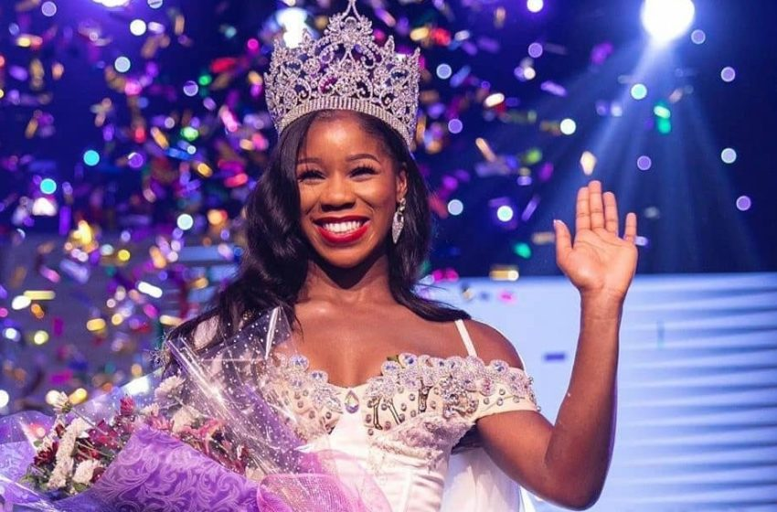 I Had To Beg, Push, Force And Drag My Mum To Support My Pageantry Dream – Miss Universe 2020