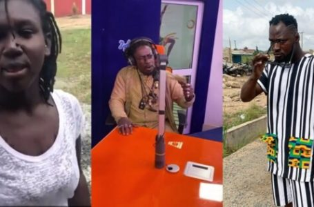 God Bless You Jah Wisdom – Funny Face Tells His 'Father In Law'