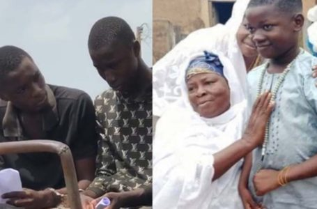 Innocent-looking Photo Of Ishmael, The 10-Year-Old Boy Who Was Murd3r.ed By The Two Kasoa 'Sakawa' Boys Hits Online