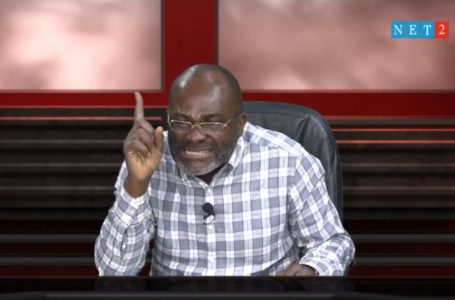 I'll Close Down Ashh FM In Kumasi, They're Dirty – Kennedy Agyapong Charges On His Employees In New Audio